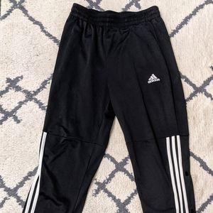 Adidas Astro 3-Stripes Snap Track Pants - EUC!